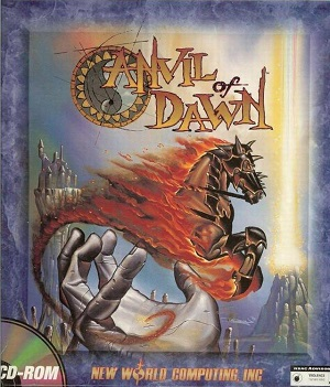 Anvil of Dawn cover