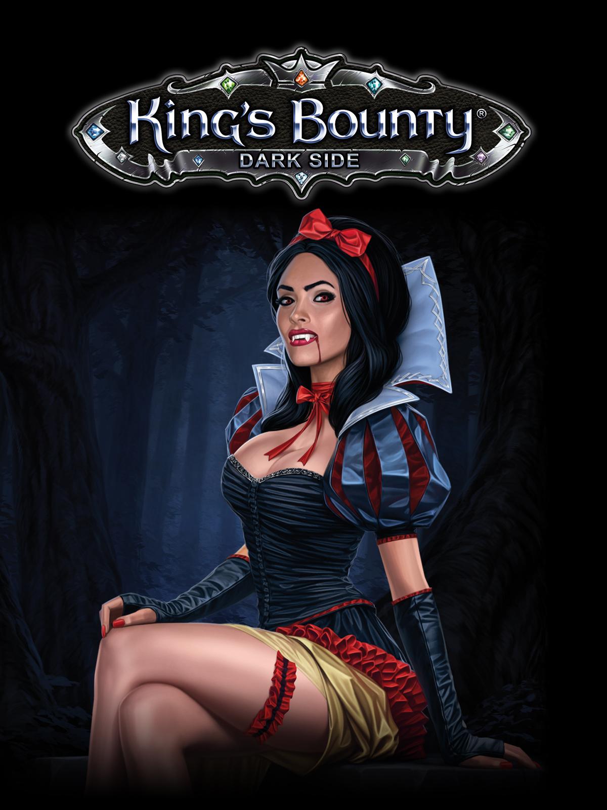 King's Bounty: Dark Side cover