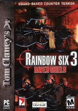 Tom Clancy's Rainbow Six 3: Raven Shield cover