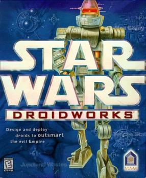 Star Wars: DroidWorks cover
