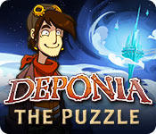 Deponia: The Puzzle cover