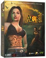 Agni: Queen of Darkness cover