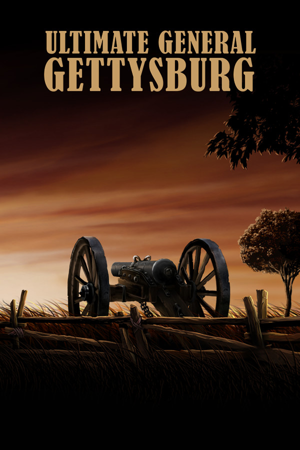 Ultimate General: Gettysburg cover