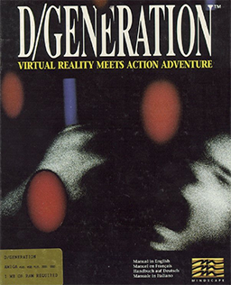 D/Generation cover