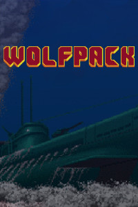 WolfPack (1990) cover